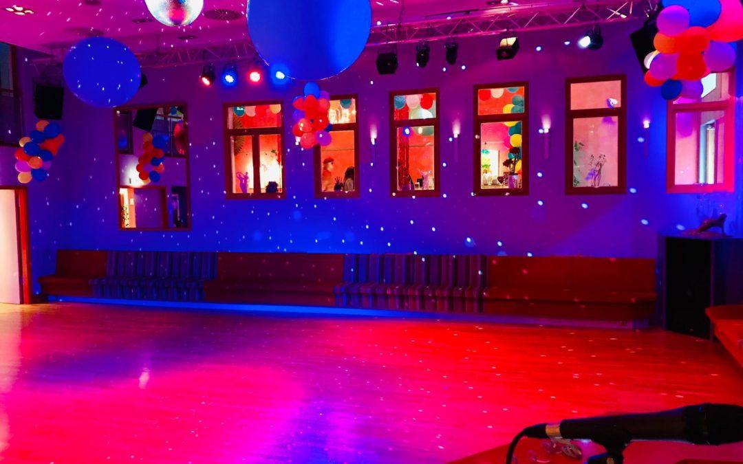 Fasching in der Tanzschule